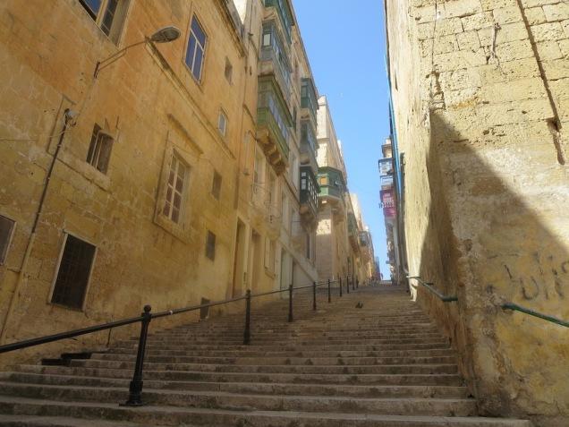 Valletta Stairs