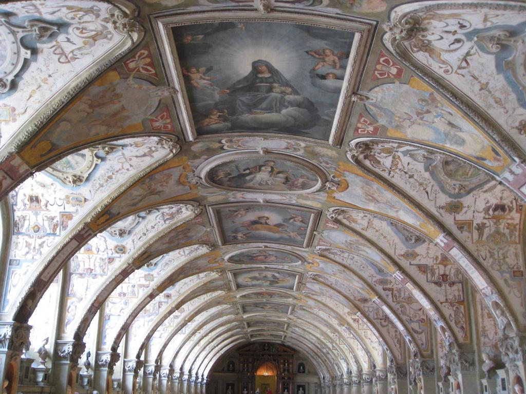 Antiquarium in the Munich Residence