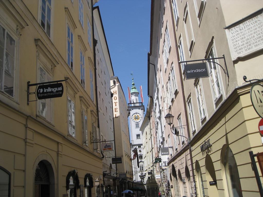 Salzburg Old Town