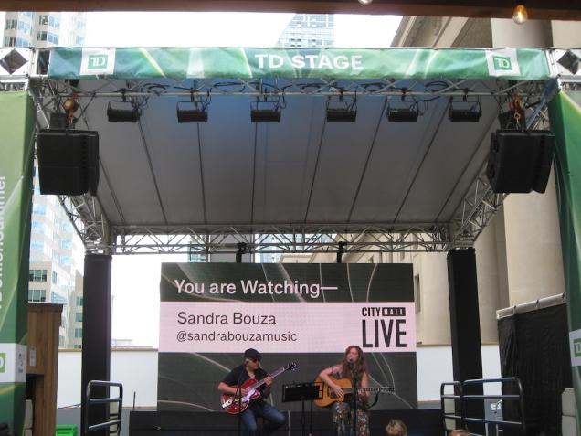 Sandra Bouza music