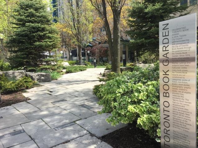 Toronto Book Garden