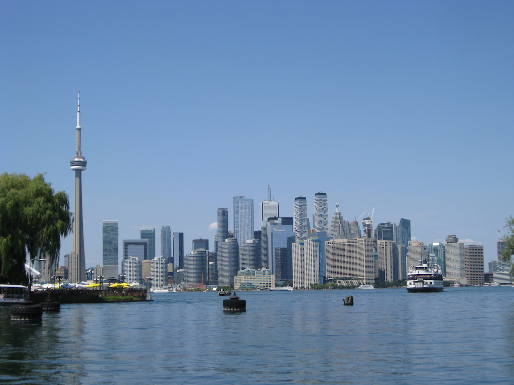 Ferry to Centre Island