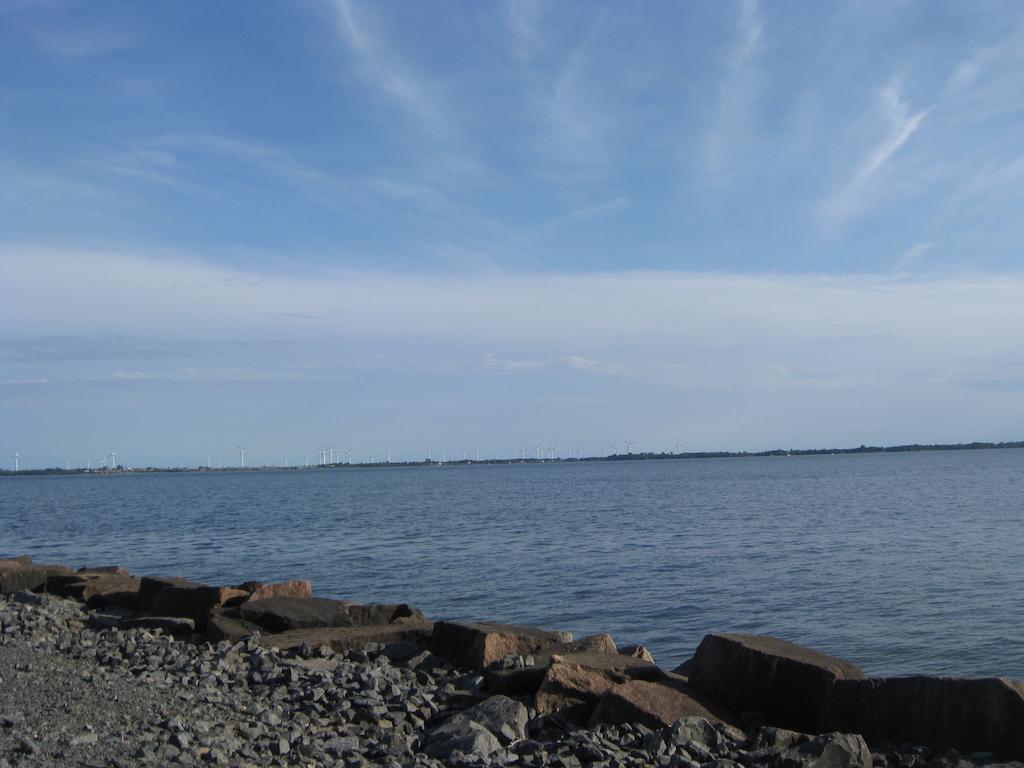 Kingston's waterfront