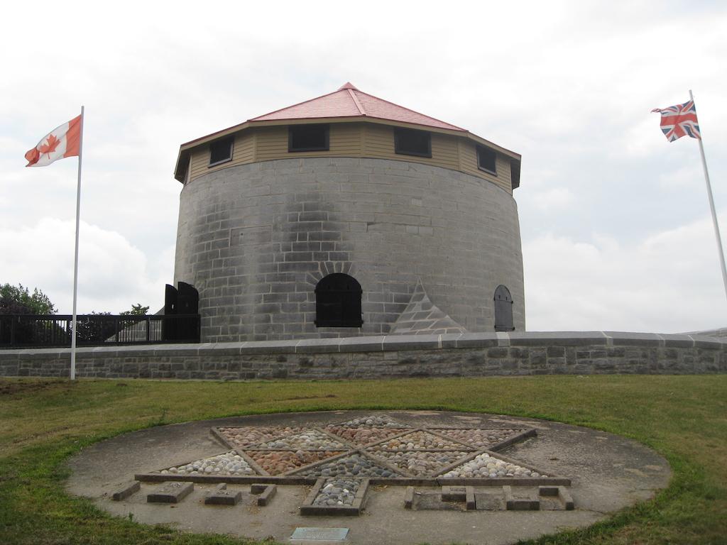 Murney Tower in Kingston