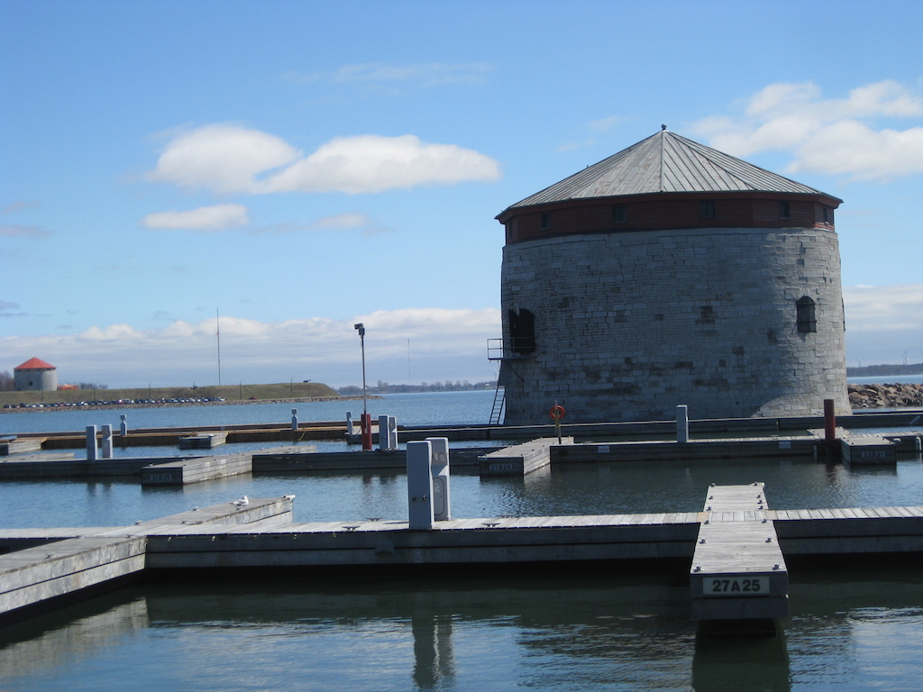 Shoal Tower in Kingston