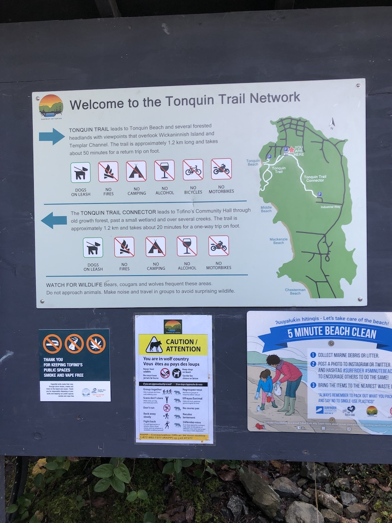 Tonquin Trail Network