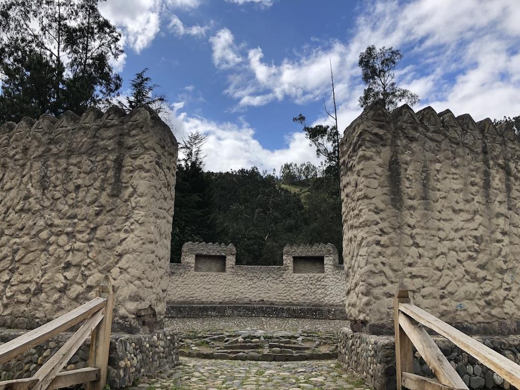 Inti Watana in Peguche