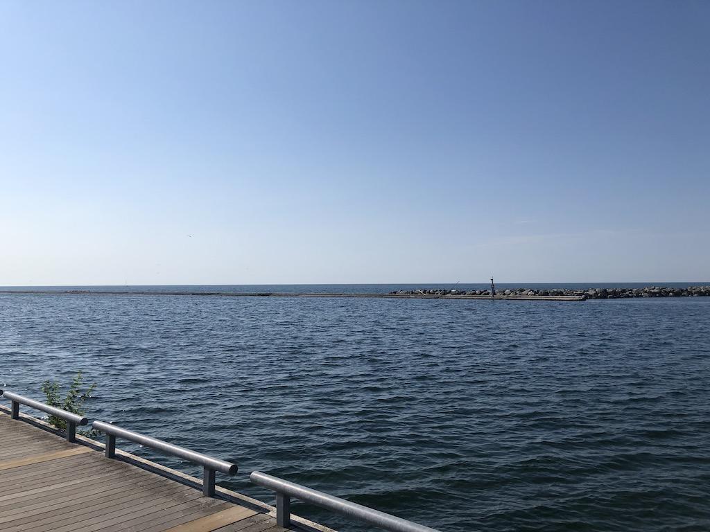 Lake Ontario.