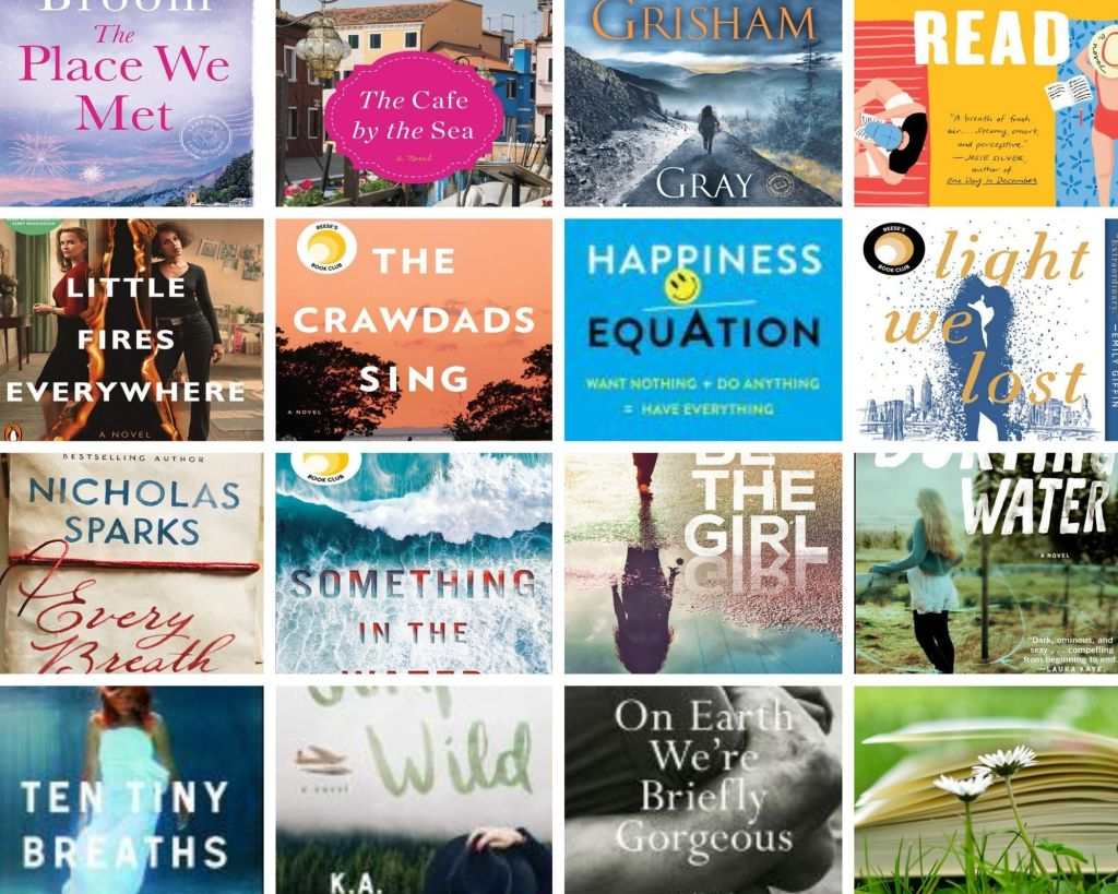 15 books read in July 2020