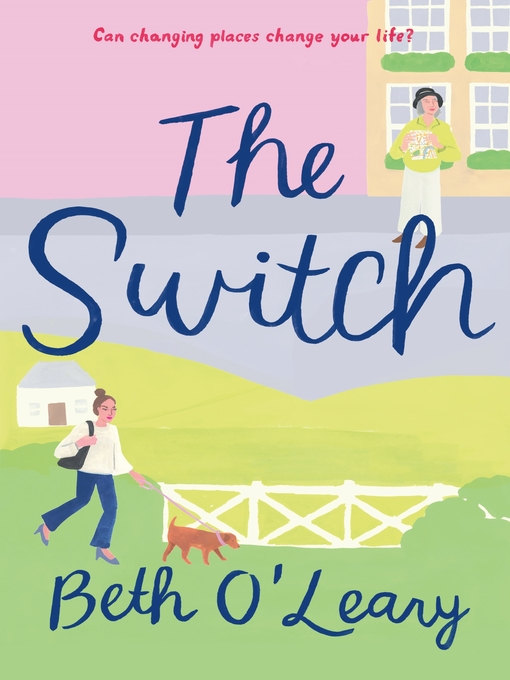 The Switch book cover.