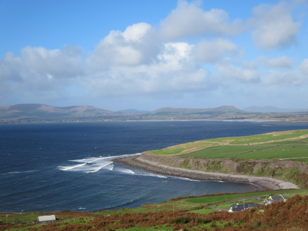 The Ring of Kerry in Ireland.