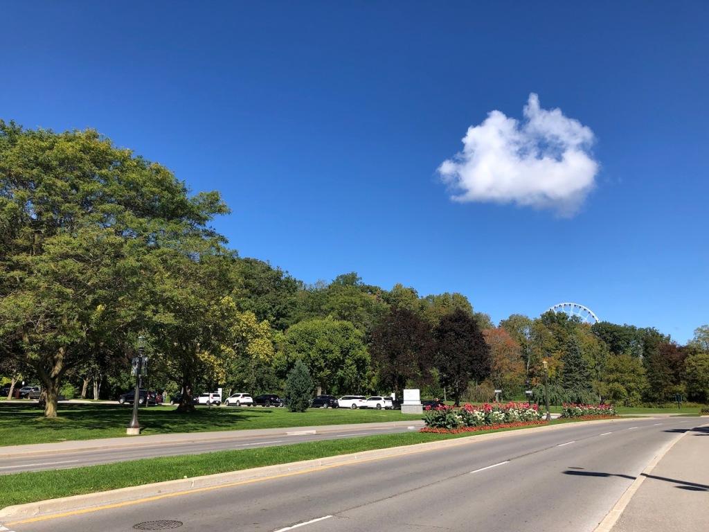Niagara Parkway.